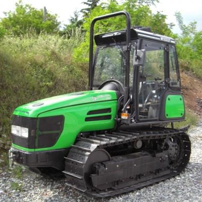 """Cabine per trattori per modello DEUTZ-FAHR AGROCLIMBER """"F"""" 90-100 Cingolato -0"""