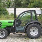 """Cabine per trattori per modello DEUTZ-FAHR RIBASSATA """"COMPACT"""" AGROPLUS """"F"""" 70-75-90-100 -6550"""