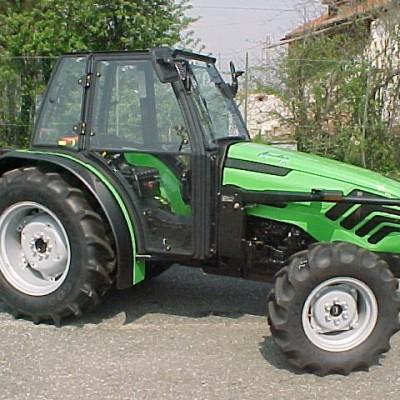 """Cabine per trattori per modello DEUTZ-FAHR AGROLUX """"F"""" 57-67 -0"""