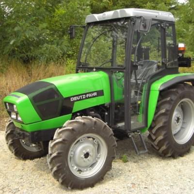 Cabine per trattori modello DEUTZ-FAHR AGROLUX 65-75 = 60-70 SERIE ATTUALE -0
