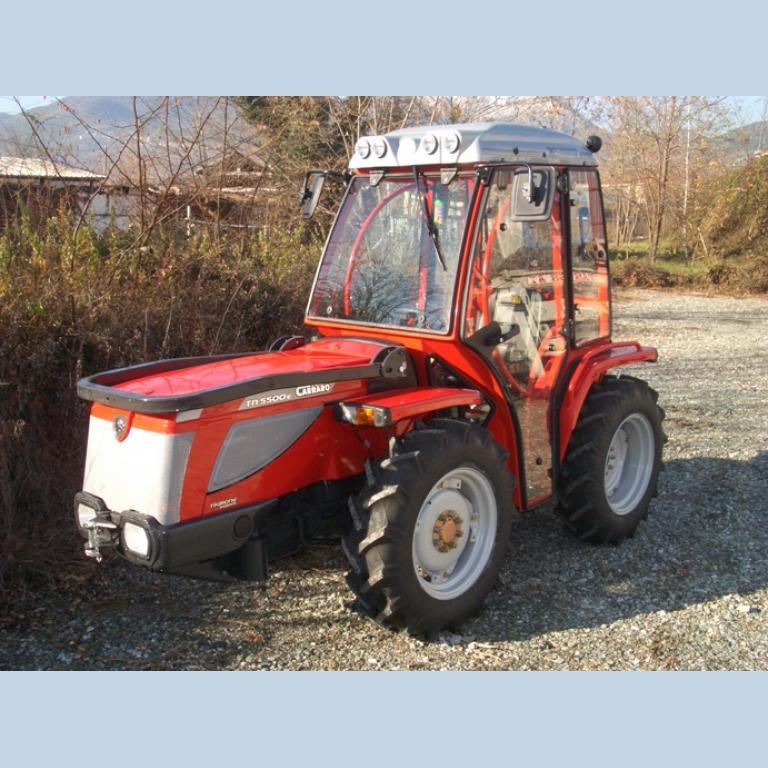 """Cabine per trattori modello ANTONIO CARRARO TN 6500 - 8400 Tigrone Series = TN""""E"""" 5500 -0"""