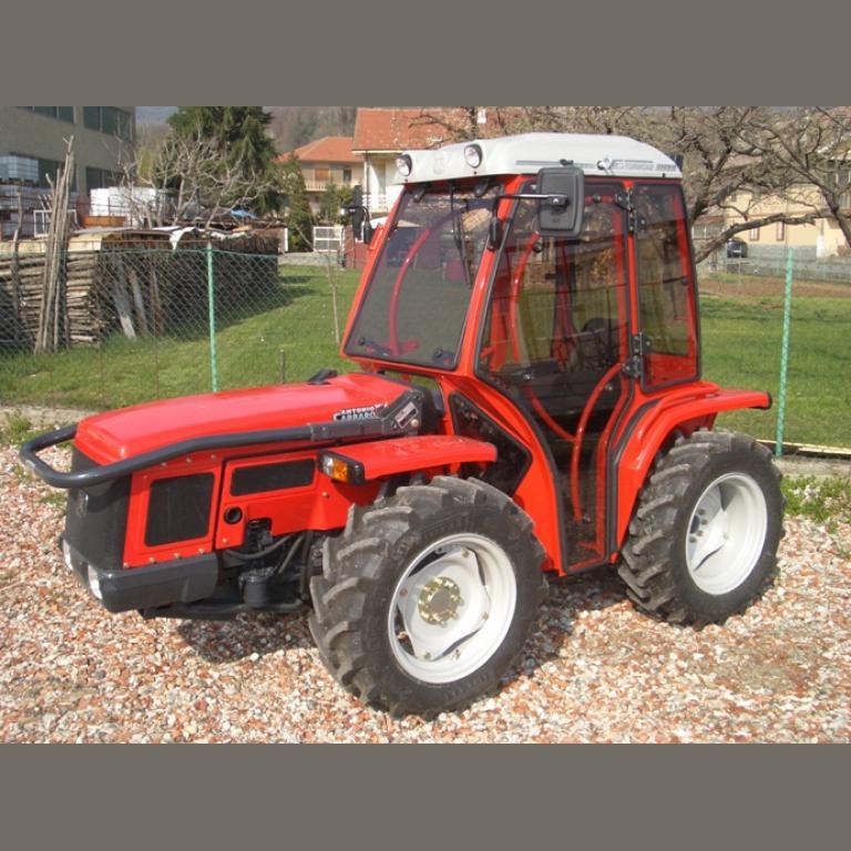 Cabine per trattori modello ANTONIO CARRARO TN 5400 - 8400 Serie Precedente -0