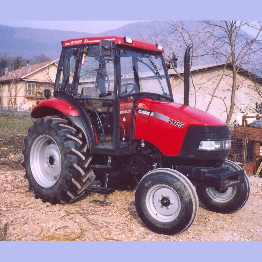 Cabine per trattori marca Case IH JX 60-65-70-75-80-85-90-95*-0