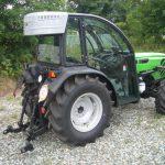 """Cabine per trattori per modello DEUTZ-FAHR RIBASSATA """"COMPACT"""" AGROPLUS """"F"""" 70-75-90-100 -6552"""