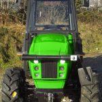 """Cabine in esclusiva per trattori per modello DEUTZ-FAHR AGROPLUS """"F"""" ECOLINE 310-315-320-405-410-420 Euro III*-6535"""