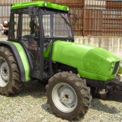 Cabina per trattori modello DEUTZ-FAHR AGROLUX 310-320-410 Euro III -0