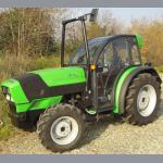 """Cabine per trattori per modello DEUTZ-FAHR Cabina RIBASSATA """"COMPACT"""" AGROPLUS """"F"""" 320-410-420-430 Euro III -6544"""
