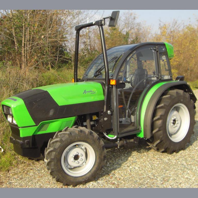 """Cabine per trattori per modello DEUTZ-FAHR Cabina RIBASSATA """"COMPACT"""" AGROPLUS """"F"""" 320-410-420-430 Euro III -0"""
