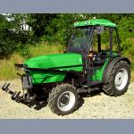 """Cabine per trattori per modello DEUTZ-FAHR AGROPLUS """"S"""" 320-330-410-420-430 Euro III -6554"""