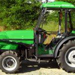 """Cabine per trattori per modello DEUTZ-FAHR AGROPLUS """"S"""" 320-330-410-420-430 Euro III -6556"""