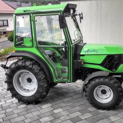Cabine per trattori modello DEUTZ-FAHR AGROKID SERIE PRECEDENTE-0