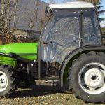 """Cabine in esclusiva per trattori per modello DEUTZ-FAHR AGROPLUS """"F"""" ECOLINE 310-315-320-405-410-420 Euro III*-6536"""