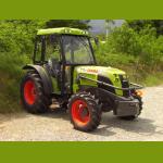 """Cabine per trattori modello CLAAS NECTIS """"F"""" - """"VL"""" 227 - 237 - 247 - 257 - 267*-6514"""