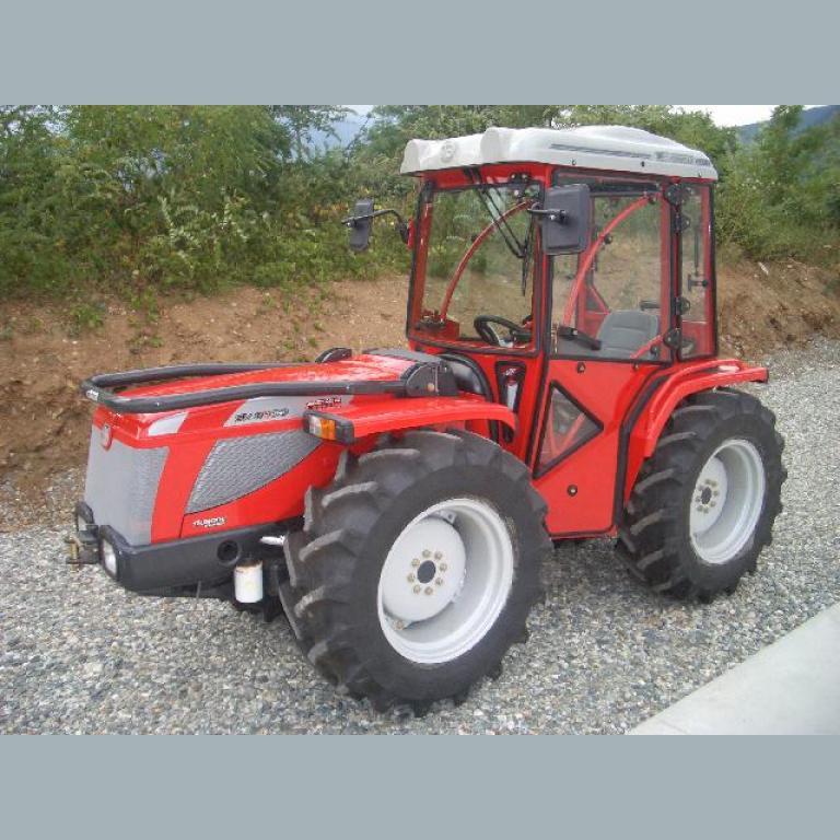 Cabine per trattori modello ANTONIO CARRARO SX 8400 -0
