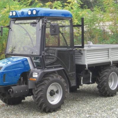 Cabine per trattori modello BCS CARGO VAN 250 - 300 - 400 - 500 RS -0