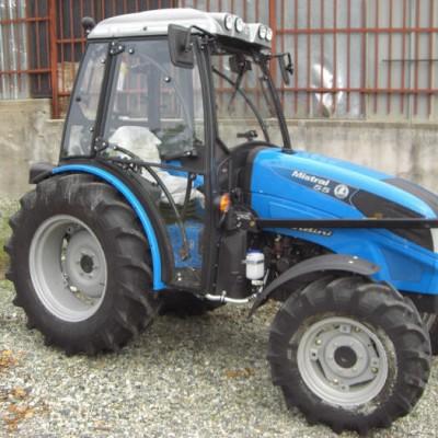 """Cabine per trattori per modello LANDINI Serie 2 STD = 2-045 STD/ 2-050 STD / 2-060 STD """"Modello FRUTTETO"""" + MISTRAL 40-45-50-55 SERIE ATTUALE Modello """"FRUTTETO"""" -0"""