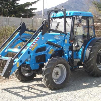 """Cabine per trattori modello LANDINI REX GT 80-90-100-110 SERIE ATTUALE = REX """"GT"""" 65-75-80-85-105"""