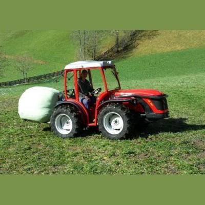 SEMICABINA per trattori Antonio CARRARO / TELAIO 6 MONTANTI (Cabina senza porte laterali e cristalli laterali su parafango)-0