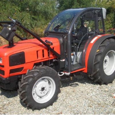 """Cabina per trattori HURLIMANN Ribassata """"Compact"""" XF 55-70-75-90-100-0"""