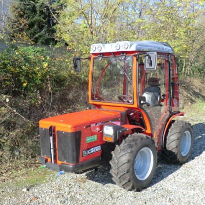 Cabine per trattori modello ANTONIO CARRARO TTR 4400 HST-0