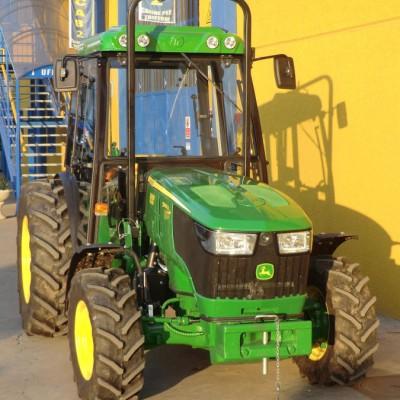 Cabina per trattori JOHN DEERE 5075GL - 5085GL-0