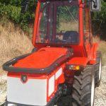 Cabina per trattori Antonio CARRARO Tigrone 5400 Serie Precedente-7995