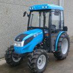 """Cabina per trattore LANDINI Serie 2 GE = 2-045 GE / 2-050 GE / 2-060 GE Modello """"STANDARD"""" (Larghezza al tetto 100cm)-8250"""