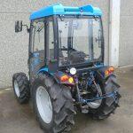 """Cabina per trattore LANDINI Serie 2 GE = 2-045 GE / 2-050 GE / 2-060 GE Modello """"STANDARD"""" (Larghezza al tetto 100cm)-8253"""