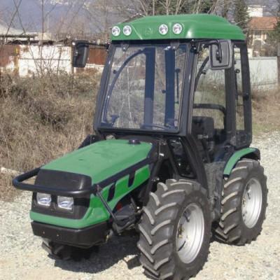 Cabina per trattori FERRARI VIPAR 30 - 40 RS Monodirezionale -0